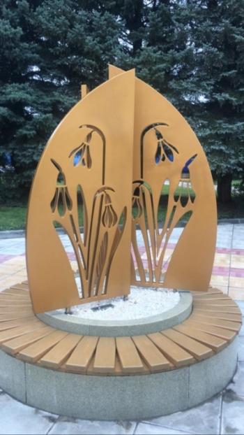 Инсталляция в г.Чебоксары